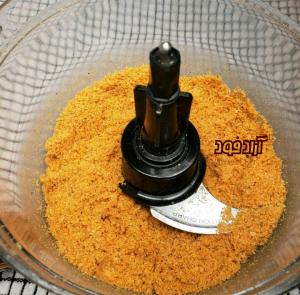 بهترین پودر سوخاری نارنجی