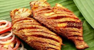آرد سوخاری برای ماهی