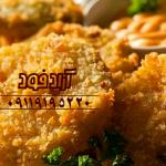 قیمت آرد سوخاری فله