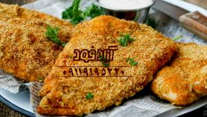 قیمت آرد سوخاری ساده